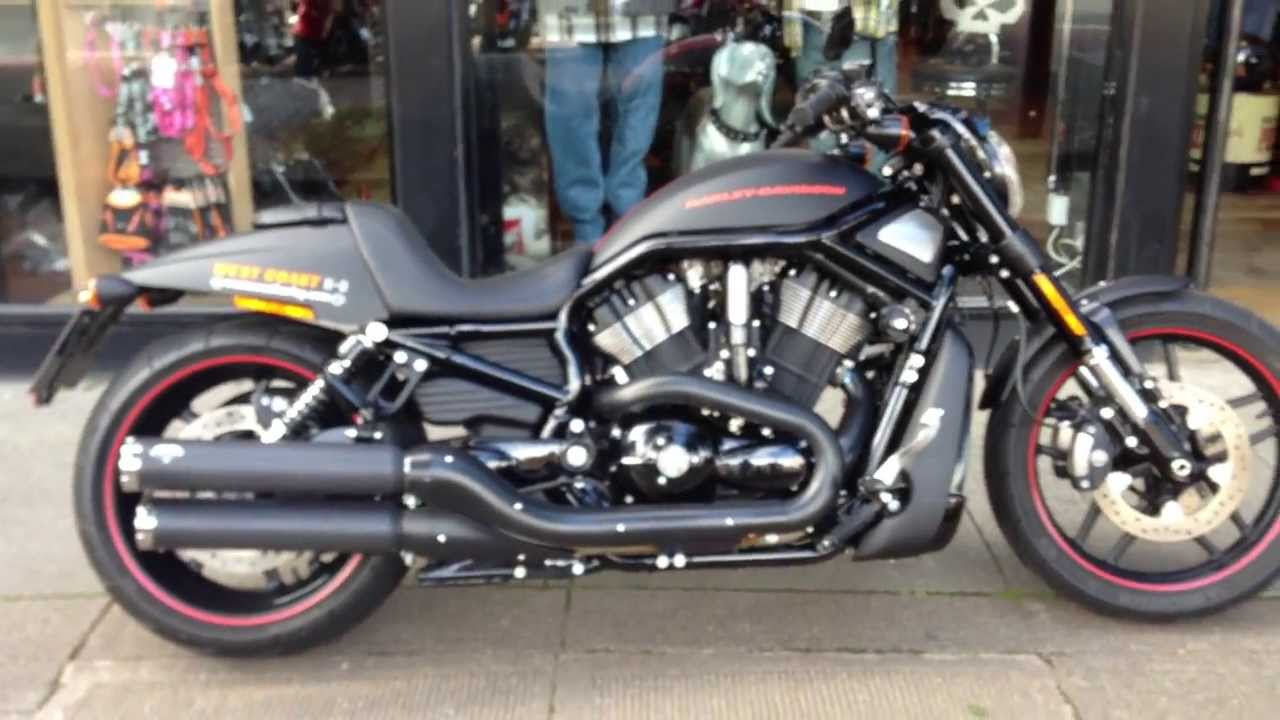 2013 HARLEY-DAVIDSON VRSCDX NIGHT ROD SPECIAL @ West Coast Harley ...