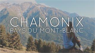 CHAMONIX MONT-BLANC | VLOG VOYAGE
