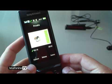 Sony Ericsson Aino videoreview da Telefonino.net
