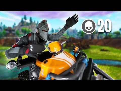 Solo VS Squads 20 Bomb! - Fortnite Battle Royale