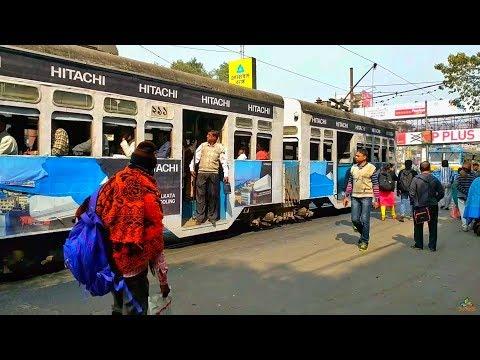 Kolkata Tram Service -  INDIA thumbnail