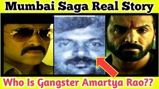 Mumbai Saga Real Story | Who Is Amartya Rao? | MUMBAI SAGA FULL REAL STORY | Amartya Rao Real Story