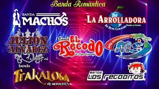 BANDAS 2021: Las Mas Sonadas Con Banda Banda Ms, La Adictiva, Los Recoditos, El Recodo, Calibre 50