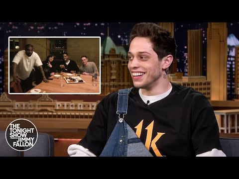 Pete Davidson Jokes He's 'Lonely' While Opening Up About Living with His Mom