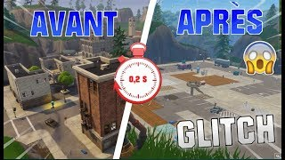 DESTROY EVERYTHING TILTED IN 2 SECONDS! NEW GLITCH FORTNITE!