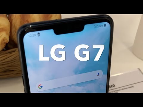 LG G7 Preview - G-rafa.co.il