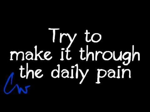 Staind - Take it [Lyrics]