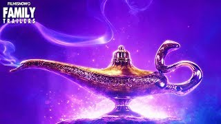 ALADDIN (2019) | First Look Trailer for Disney Live-Action Family Movie