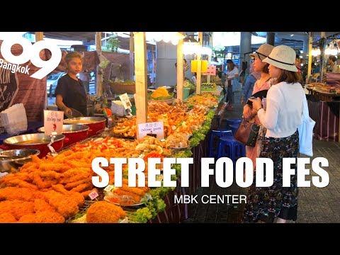 MBK CENTER / Street Food Festival / Shopping