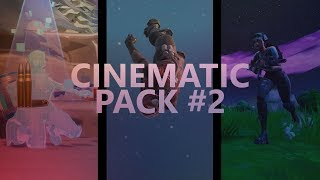 Fortnite Cinematic Pack #2 Mixed MT/Dying/Running 60FPS By Pulse Ezzy!