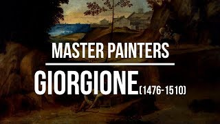 Giorgione (1476-1510) A collection of paintings 4K