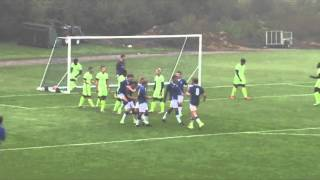 Highlights: Everton U18s 3-1 Manchester City U18s