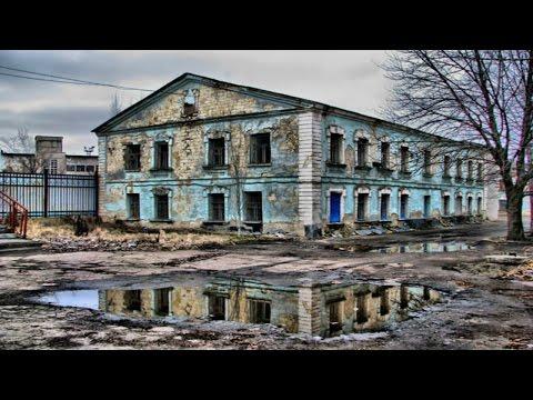 Вымирающие города РОССИИ г. Юрьевец Ивановская обл. ПОЛНЫЙ ПИ***Ц