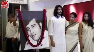 Vinod Khanna Family  At Vinod Khanna's Prayer Meet | BollywoodKilla