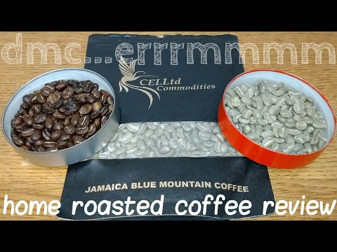Reviewing Jbm Coffee Roasted By Me Youtube