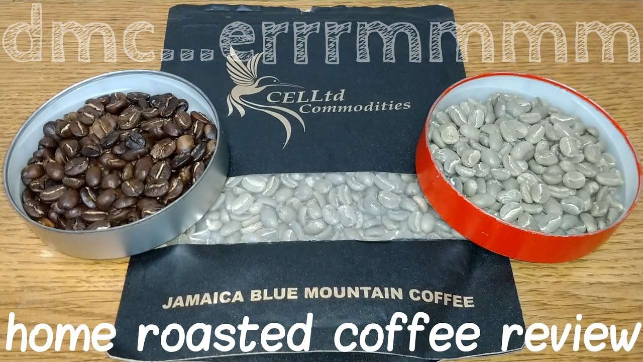 Reviewing Jbm Coffee Roasted By Me