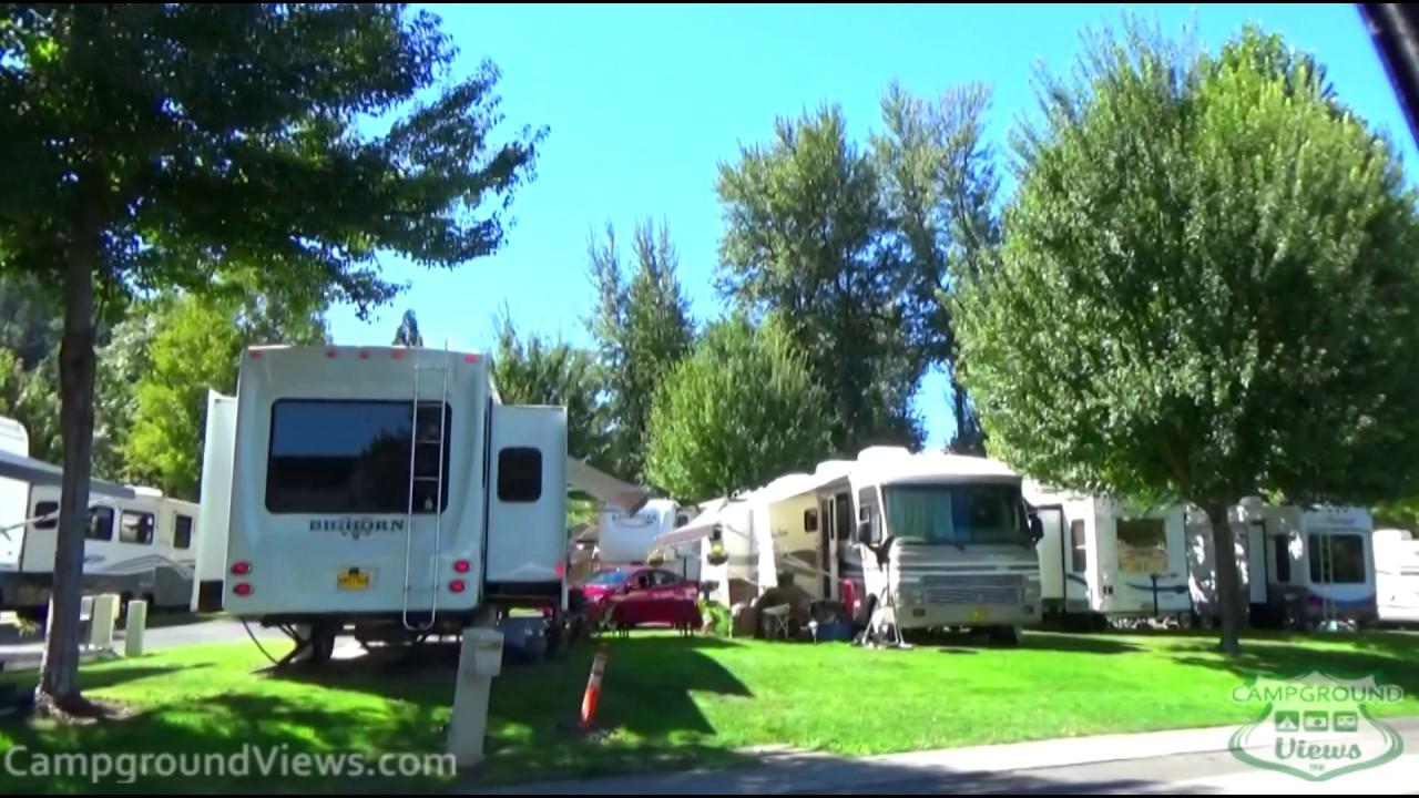 bridgeview rv resort grants pass oregon or campgroundviews com