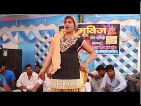 Kothe Chad Lalkaru (मोनिका चौधरी) - Stage Performance - New Haryanvi Song 2017