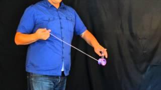5a yoyo tutorial level 2 trick 8 dice to green triangle