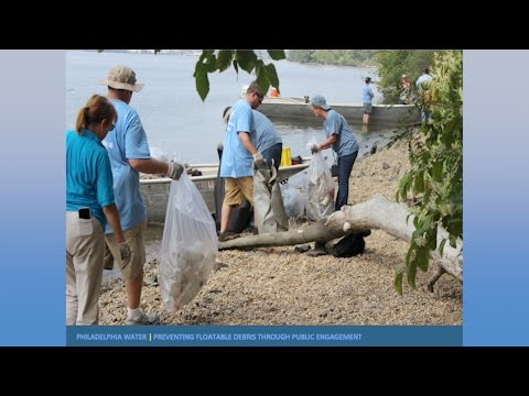 2016 Watershed Congress Scrubbing the Schuylkill River