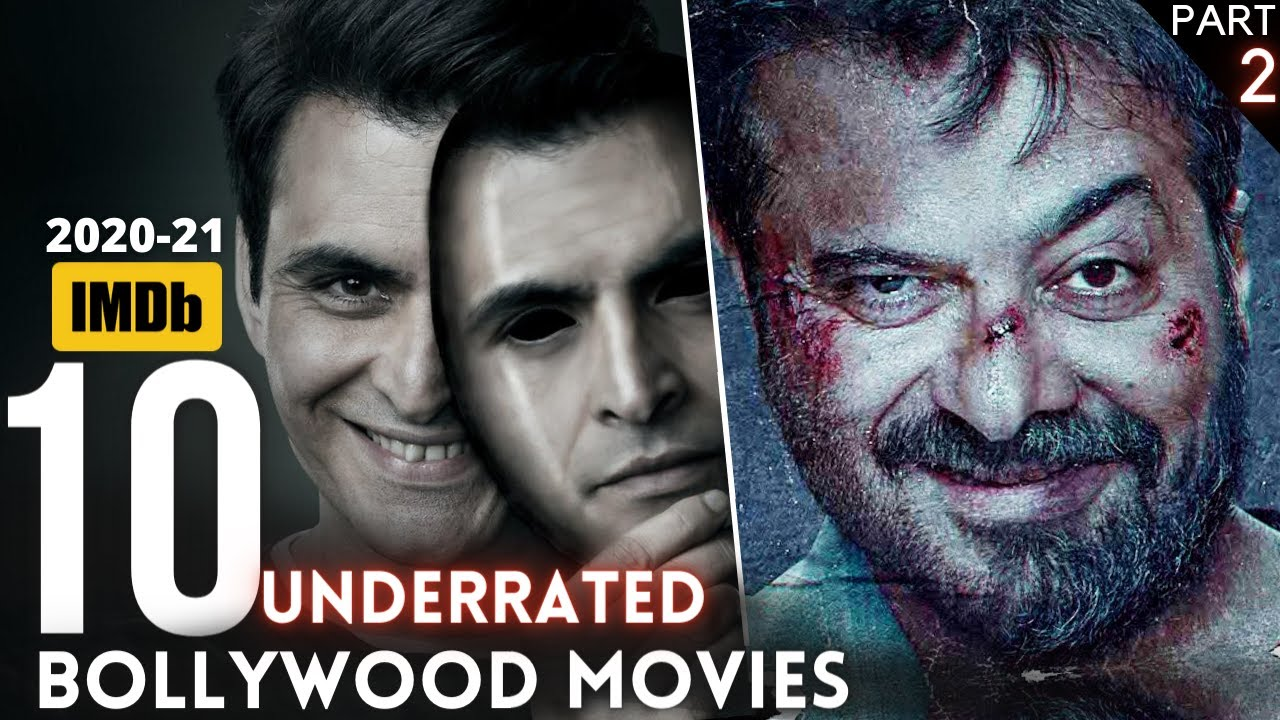 Download Top 10 Bollywood Record Breaking💥Movies in 2020-21 IMDB Underrated Movies | PART 2