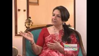 Sharmila Tagore Interview on Dilli Dil Se