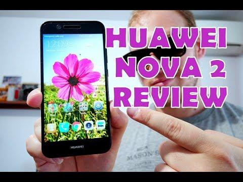 Huawei Nova 2 Review - COOL CAMERA PHONE!
