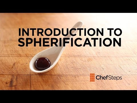 Introduction to Spherification