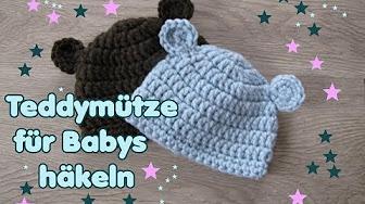 Babysachen Häkeln Mit Carolines Welt Youtube