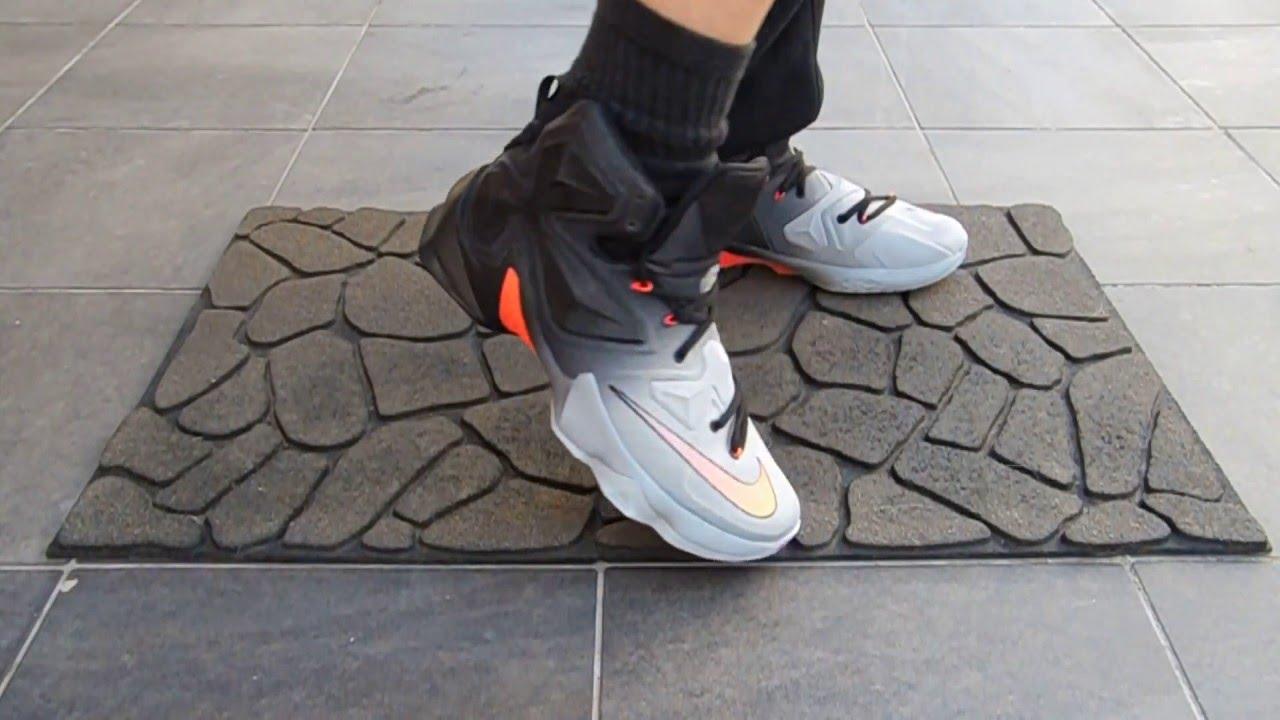 FrenkySneaks - Nike Lebron 13