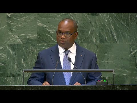 🇧🇫 Burkina Faso - Minister for Foreign Affairs Addresses General Debate, 73rd Session