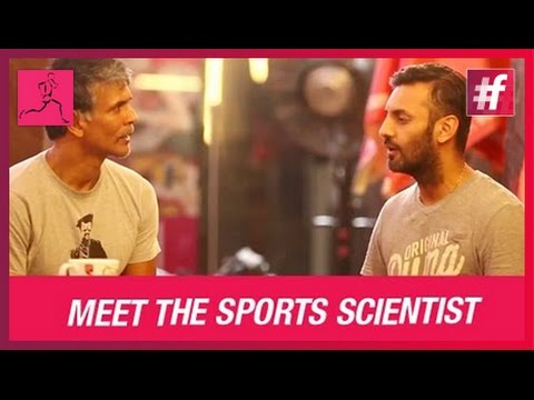IRONMAN Milind Soman Interviews Shayamal Vallabhjee -The Sports Medicine Scientist