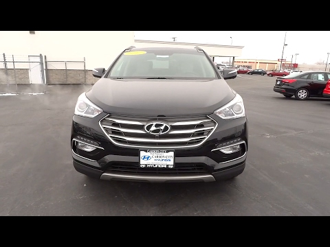 Capital Ford Carson City >> 2017 Hyundai Santa Fe Sport Carson City, Reno, Northern Nevada, Susanville, Sacramento, CA ...