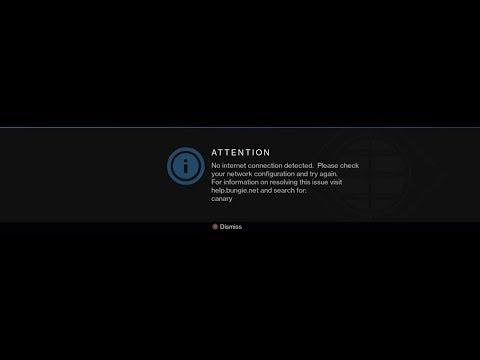 Hopefully Destiny 2 has an offline mode!