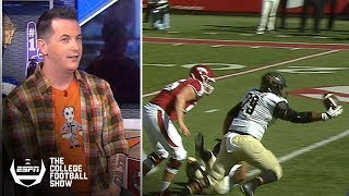 College Football Week 9 highlighted by unreal, Holy Cow catches | The College Football Show