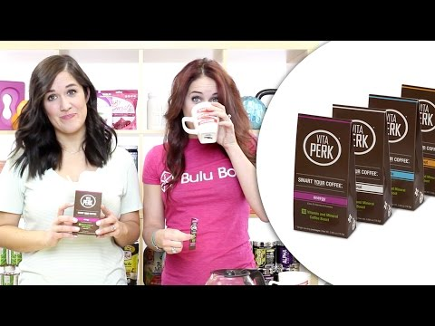 Bulu Box – The Scoop: Nutrient Boost for Your Coffee - VitaPerk