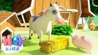 A Cow Called Lola - The cow song for children | HeyKids