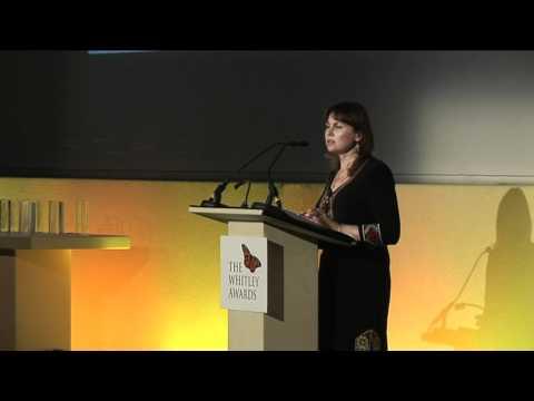 Elena Bykova Speech At The Whitley Awards 2011