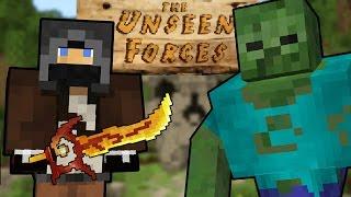 Mutáns Zombik - Minecraft Custom Map - The Unseen Forces