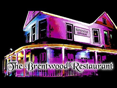 The Brentwood Restaurant In Little River, S.C. The Most Haunted Restaurant In S.C.  Ghost Tour