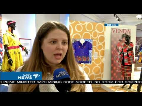 South African designers exhibit in Russia