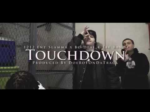 1212 Ent: Slamma x Bo Deal x Ebe Bandz - TouchDown | Shot By: @DADAcreative