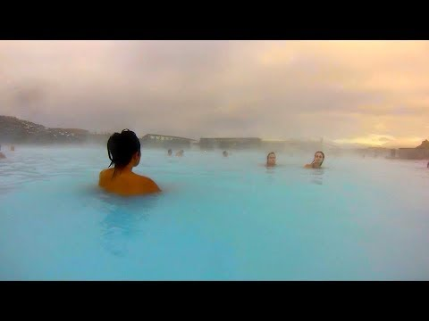 Blue Lagoon in Iceland - Natural Hot Spring and Spa