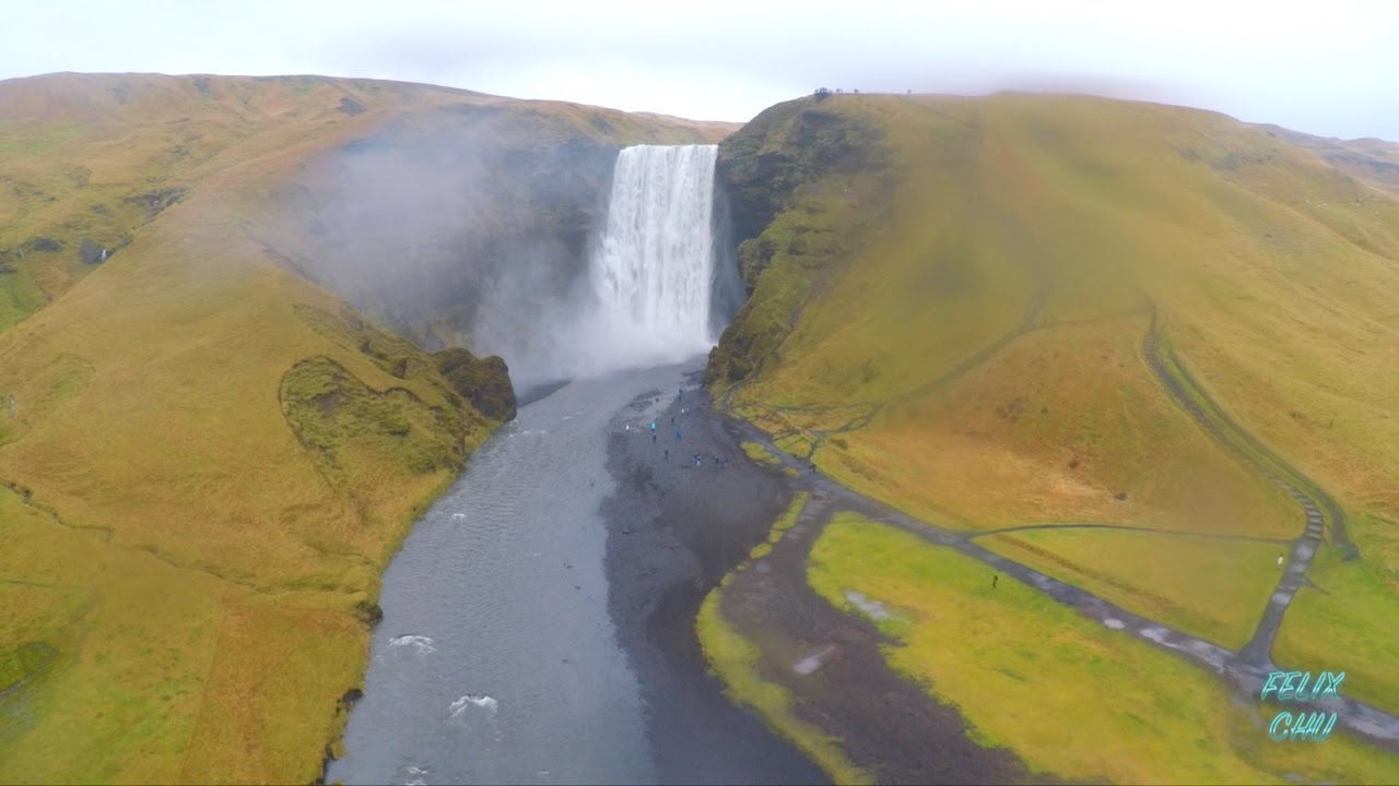 3 days in Iceland with a 3DR Solo drone