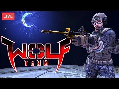 Noche de Wolfteam Latino En VIVO