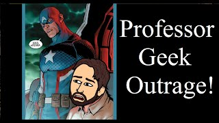 Hail Hydra: Examining the Outrage Over Captain America: Comic Analysis #4