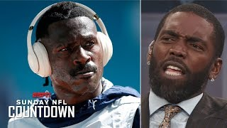Antonio Brown's behavior is frustrating – Randy Moss | NFL Countdown