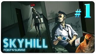 Let's Play SKYHILL - EP 1 - The Outbreak! [Gameplay]