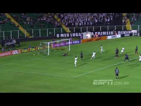 35º Rodada Brasileirão 2016 | Figueirense 1x1 Corinthians | Gols da Partida