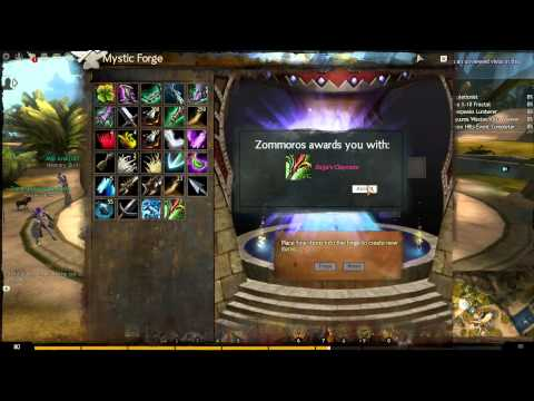 Gw2 How To Change Ascended Stats Armor And Weapons